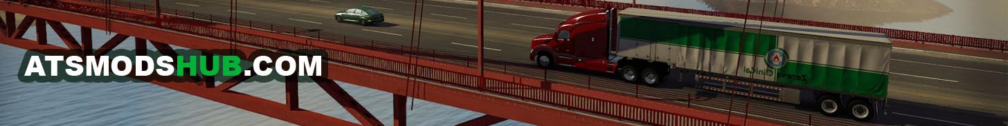 American Truck Simulator mods | ATS mods download